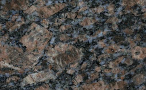 Đá hoa cương saphire brown